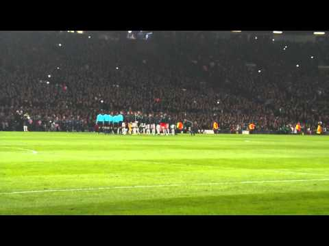 Ronaldo returns to Old Trafford - stadium atmosphere and team announcements
