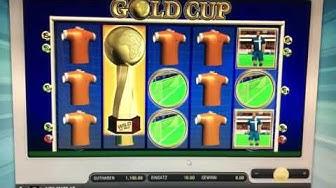 Gold Cup Online Casino spielen - Merkur Automaten Online