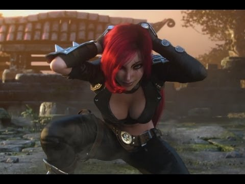 League of Legends Cinematic: A Twist of Fate brand new video