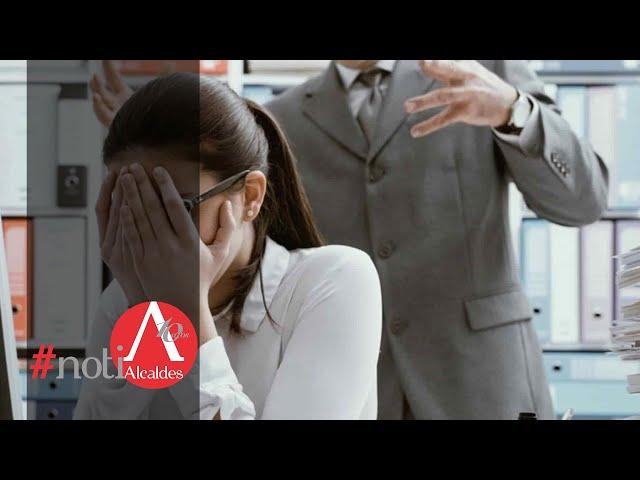 NotiAlcaldes: STPS presenta protocolo para Prevenir, Atender y Erradicar la violencia laboral