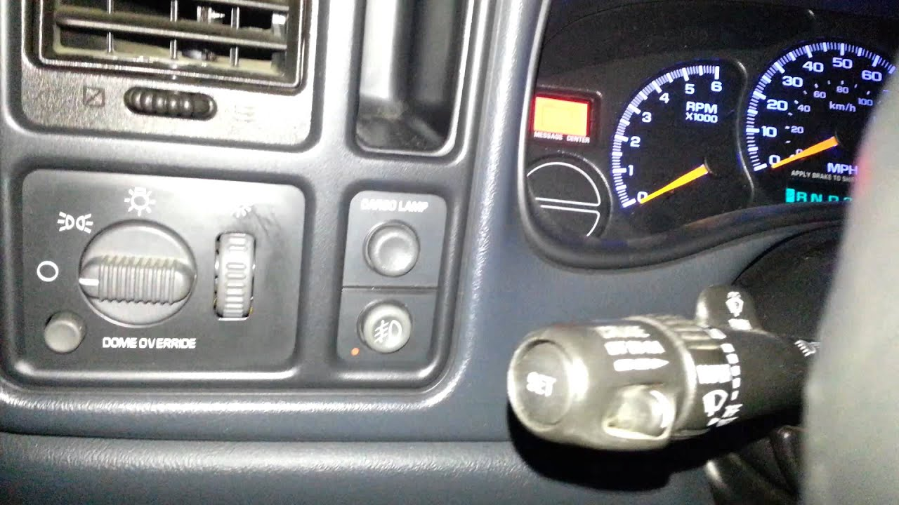 Lovely Gm Fog Light Wiring Diagram Images - The Best Electrical ...