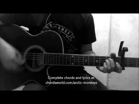 Do I Wanna Know? Chords by Arctic Monkeys - How To Play - chordsworld.com