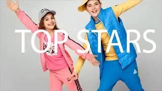 Телепрограмма  TOP STARS  Выпуск #1