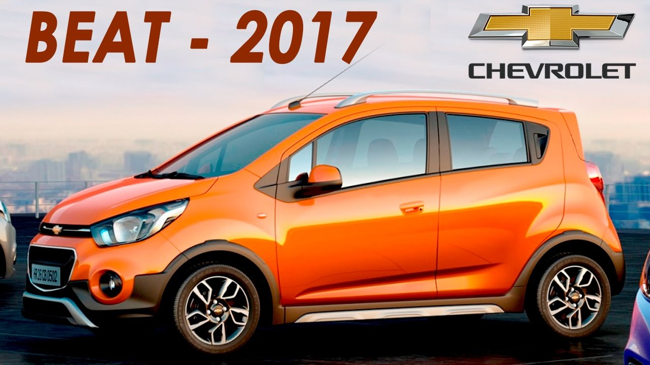 Chevrolet Beat 2017 To Be Launched In India 3 90 Lakh