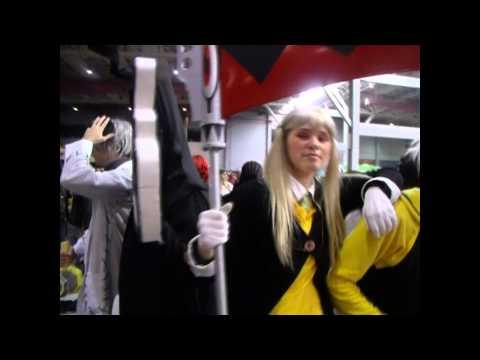 Kenshin Animes e Games # 12 - Cosplay Music Clip 20º Anime Xtreme 1
