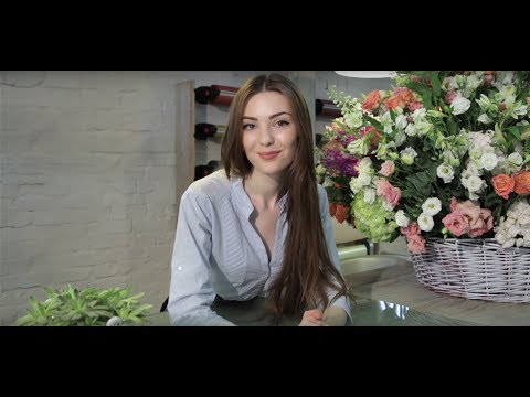 u Prezentare florarie si testimoniale video