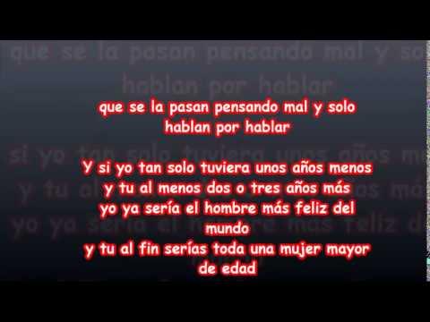 Mayor de Edad - La Original Banda el Limón 2014 (Letra)