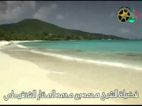 كبير في السن ويريد حفظ القرآن الشيخ محمد الشنقيطي