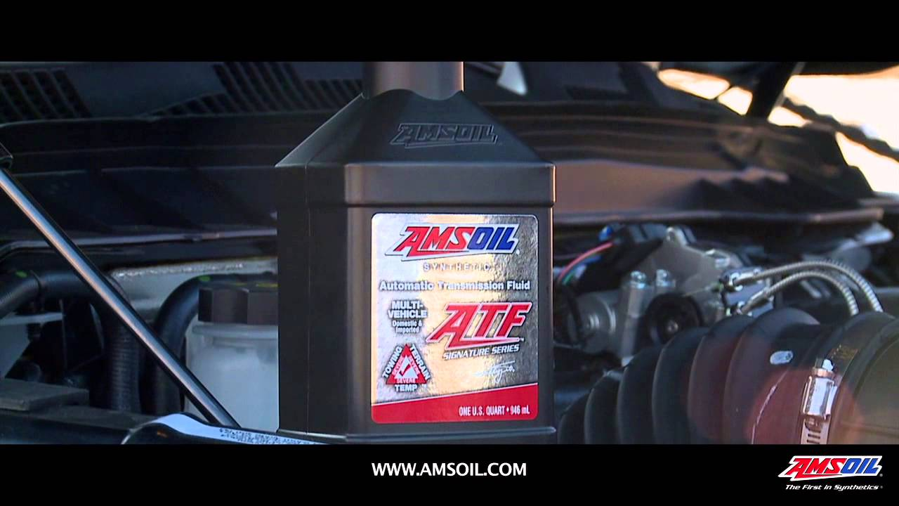 What Kind of Transmission Fluid Do I Need? – AMSOIL Blog