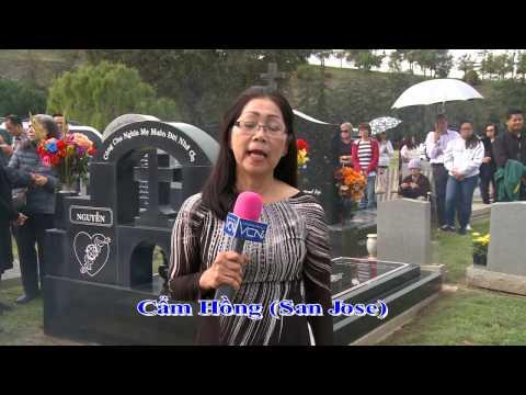 GX St Maria Goretti San Jose Tham Vieng Nghia Trang Trong Thang Cac Linh Hon 2016
