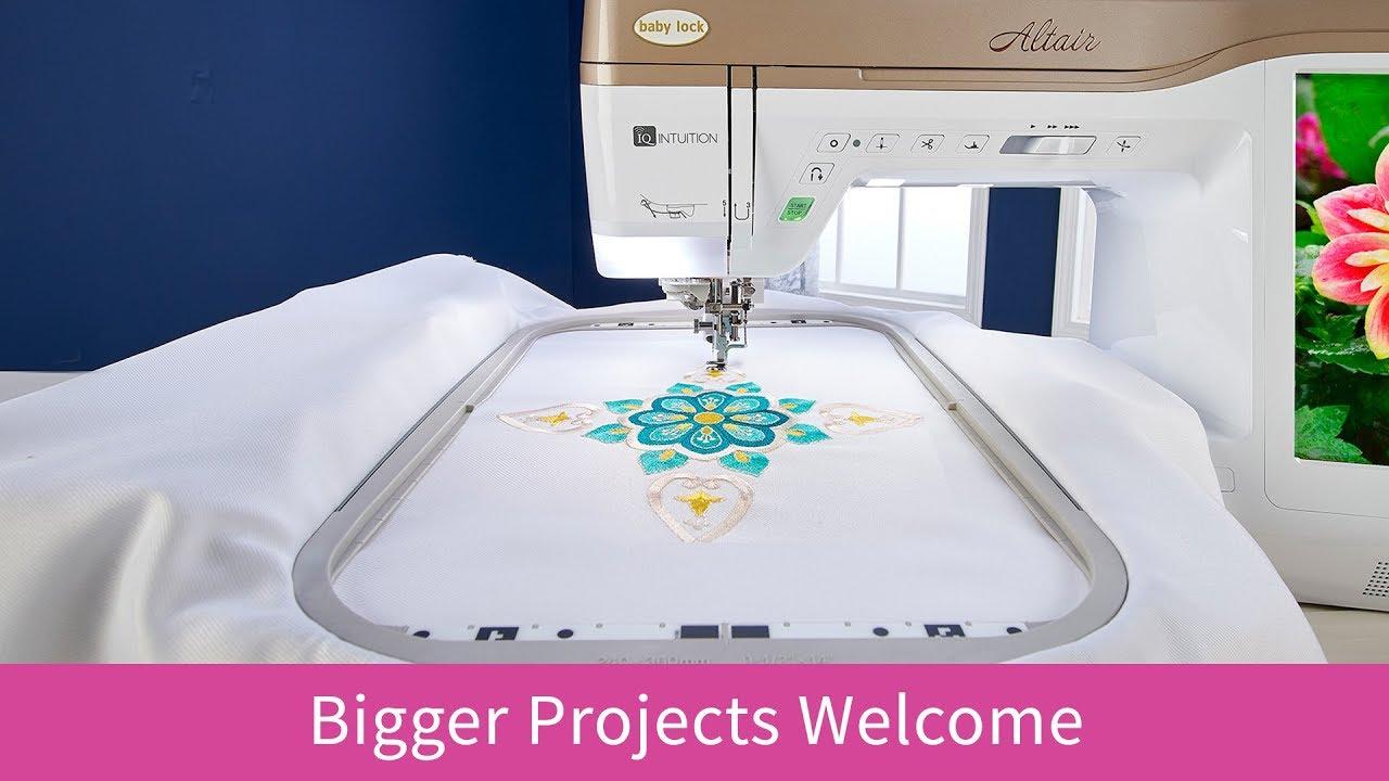 Baby Lock Altair - Missouri Sewing Machine Company