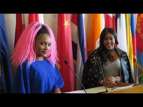 Asuquo Travels: 1ST AFRIMMA FASHION SHOW 2017 (Vlog #7)