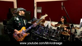 ZZ TOP - My head's in Mississippi [cover]