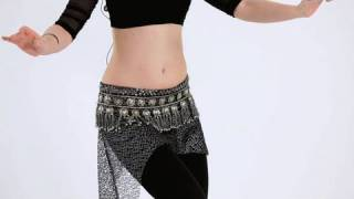 How to Do Hip Drops | Belly Dancing