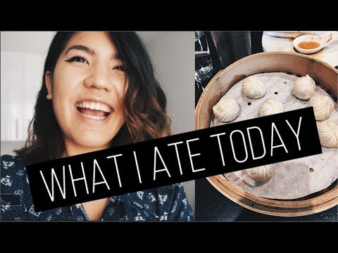 WHAT I ATE TODAY | VEGAN IN SEATTLE
