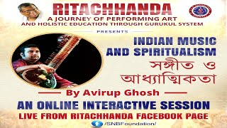 Indian Music And Spiritualism | Ep - 39 | SNB Foundation