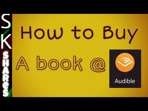 How To Buy Audio Book On Audible