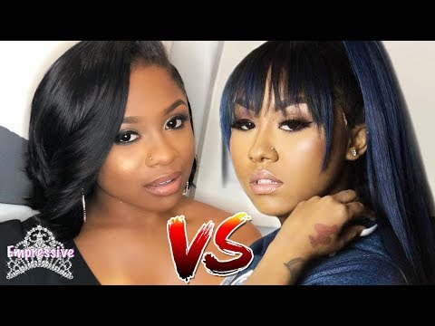 Reginae Carter shades Ari (G Herbos EX)...and Ari responds! | Yung Miami vs. Southside