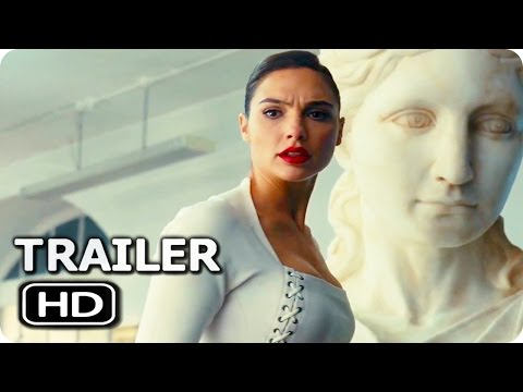 JUSTICE LEAGUE Trailer #2 WONDER WOMAN Teaser (2017) Blockbuster Action Movie HD
