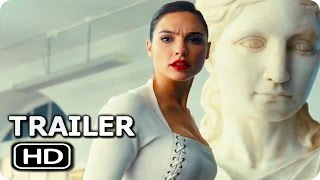 vuclip JUSTICE LEAGUE Trailer #2 WONDER WOMAN Teaser (2017) Blockbuster Action Movie HD
