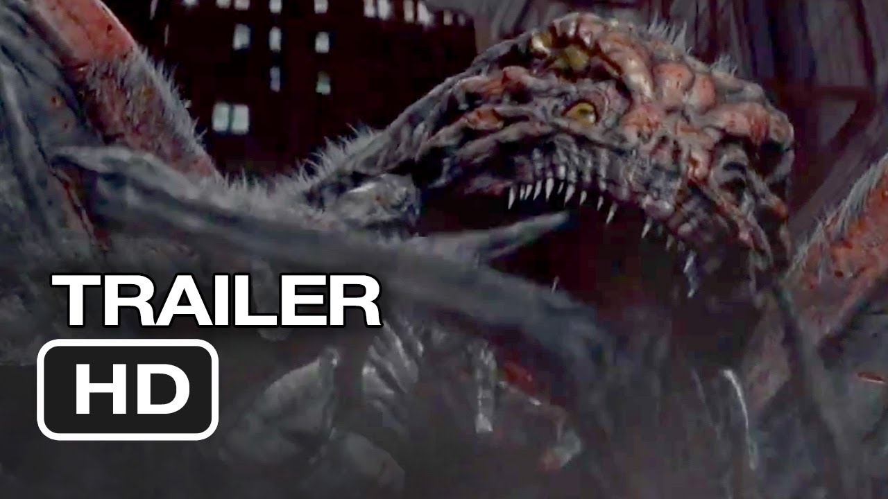 Spiders 3d Official Trailer 1 2013 Science Fiction