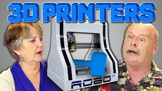 Download ELDERS REACT TO 3D PRINTERS Mp3 and Videos