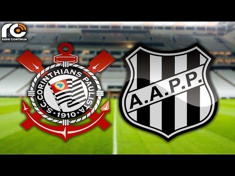 Corinthians x Ponte Preta | AO VIVO | Brasileirão