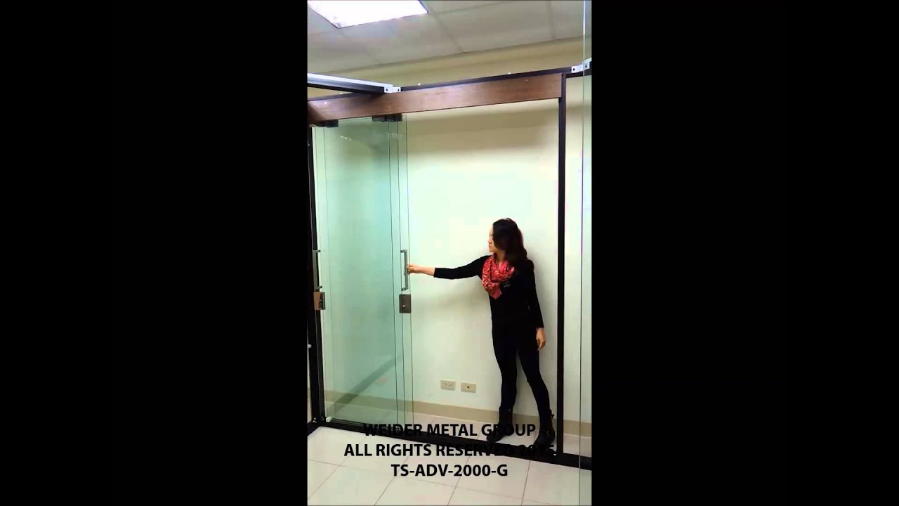 Synchronised telescopic sliding movements 3 panels both sides glass synchronised telescopic sliding movements 3 panels both sides glass timber metal door adv ts 2000g planetlyrics Gallery
