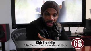 Kirk Franklin Interview