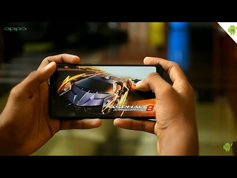 Oppo Realme 1 Gaming Review with Gaming acceleration ft  android  organisation