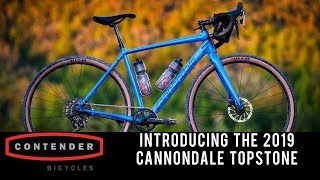 2019 Cannondale Topstone Apex 1 Review