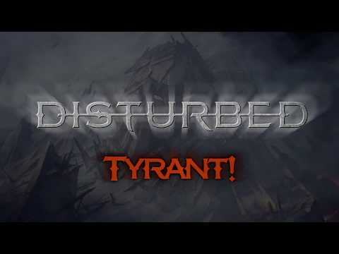 Disturbed - Tyrant! (with Lyrics)