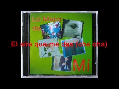BV-Lo Mejor De Mí 01 El aire que me das (ohe oha)