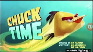 Angry Birds - Nos Como va Chuck Rovo Games