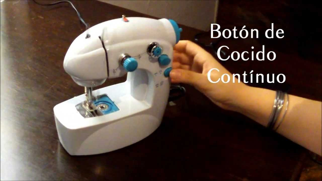 "Máquina de Coser Portable ""Easy Stitch"" - Mercado"