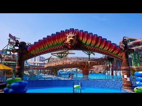 Amaazia best waterpark in Surat / Gujarat
