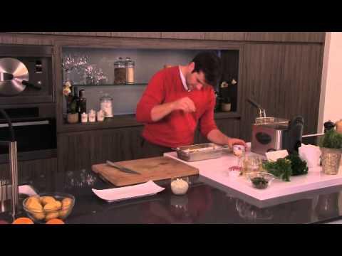 Fingerfood - Pommes pont neuf met remoulade & feestqroque