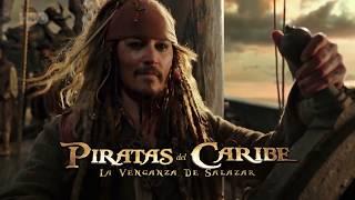 Descubre con HBO - HBO GO | Piratas del Caribe: La Venganza de Salazar