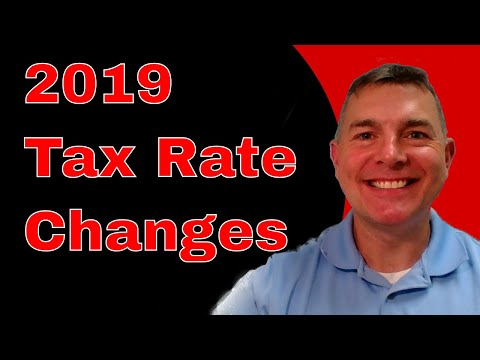 2019 Tax Rates, Standard Deduction Amounts And More Mp3