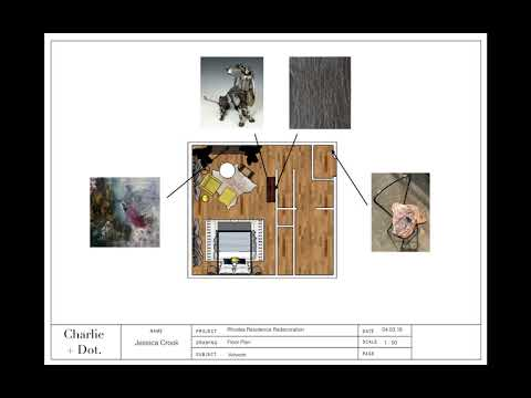 Rhodes Residence -  Apartment Design & Decoration // Soft Furnishings