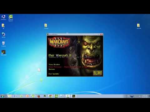 Warcraft III : Reign of Chaos and Frozen Throne (NO BATTLE.NET)