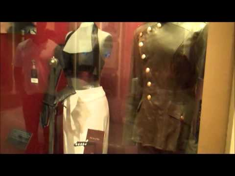 James Bond International Spy Museum - Part 1