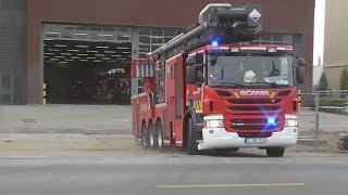 Brandweer Antwerpen Noord met spoed naar een woningbrand in Antwerpen!