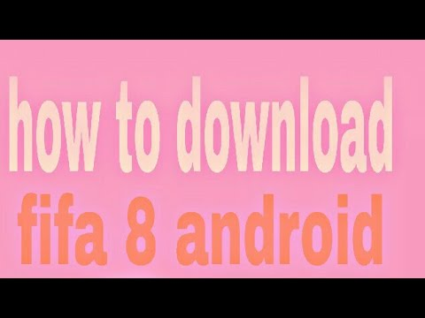 How To Download Fifa 8 On Android Ppsspp No Root