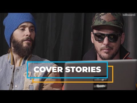 Thirty Seconds To Mars - Billboard Cover Stories