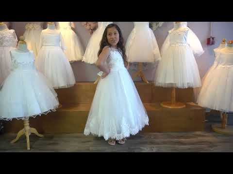Say Yes To The Communion Dress! Kid's Dream Edition