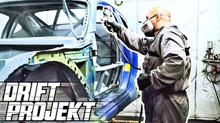 Subaru Painting, Interior and Chassis - Drift Project - Subaru BRZ #15