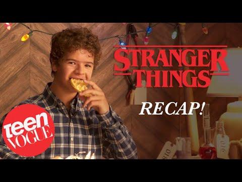 Download Youtube: Stranger Things' Gaten Matarazzo Recaps Season 1 in Under 7 Minutes | Teen Vogue