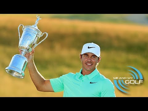 BROOKS KOEPKA - SWING ANALYSIS