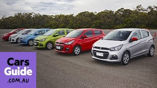 2016 Holden Spark review | first drive video